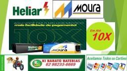Título do anúncio: Bateria para Carro Peugeot Ligue Agora 62 4103-1133