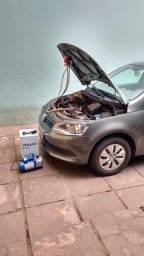 Título do anúncio: Carga de Gaz para ar condicionado de casa .e carro