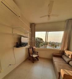 Apartamento à venda com 1 dormitórios em Chácara das pedras, Porto alegre cod:VP87423