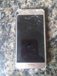 Estou  vendendo  celular  J 5