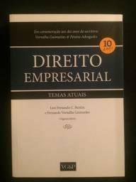 Direito Empresarial: Temas Atuais