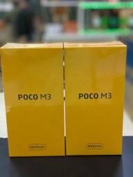 Poco m3 64 gb aceito cartão de crédito consulte