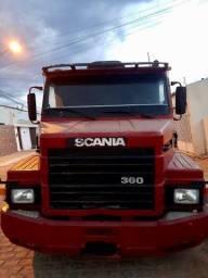 Título do anúncio: Vendo Scania 113 Ano 1989