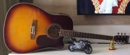 Título do anúncio: Vendo violão profissional