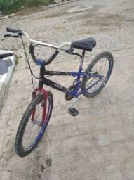 Vendo Bicicleta Caloi aro 24  ligar *