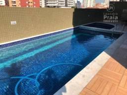 Título do anúncio: Apartamento 2 Quartos, 76 m² - R$ 410.000 - Canto do Forte - Praia Grande/SP