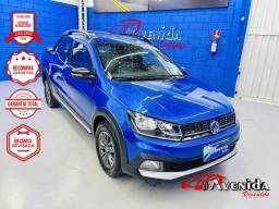 Título do anúncio: Volkswagen saveiro 2017 1.6 cross cd 16v flex 2p manual