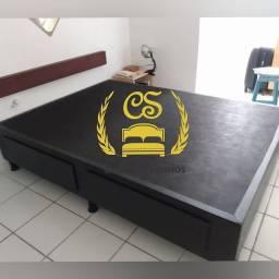 Base moderna unibox garantia e satisfação!
