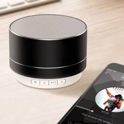 Título do anúncio: Caixinha de som Bluetooth (C/ Entrada para Micro SD e Pendrive)