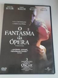 Dvd Filme O Fantasma da Ópera