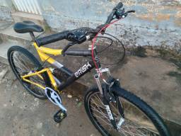 Bicicleta muito boa e conservada