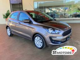 Ford Ka SE Plus 1.0 Cinza