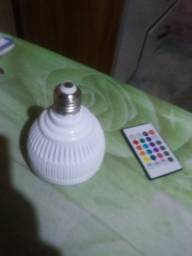 Título do anúncio: Vendo lâmpada de led musical