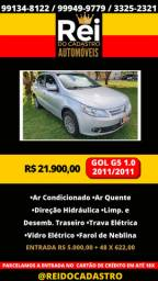 Gol G5 1.0  Trend completo 2011/2011
