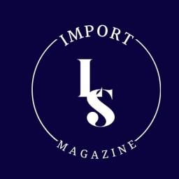 Título do anúncio: LS import magazine