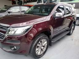 Título do anúncio: GM Chevrolet Trailblazer LTZ 2.8 Diesel automática 4x4 Ano 17/18