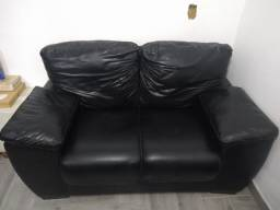 Título do anúncio: Conjunto de sofá de 2 e 3 lugares corino
