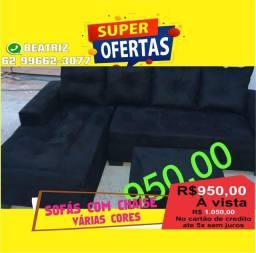 Título do anúncio: Sofá sofá sofá sofá a pronta entrega