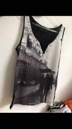 Qualquer blusa R$20,00
