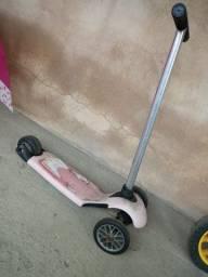 Patinete Infantil Rosa,Triciclo  (3 Rodas),ACEITO TROCAS