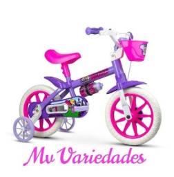 Título do anúncio: Bicicleta infantil fazemos entrega