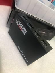 Título do anúncio: Se liga Splitter  HDMI  1x4