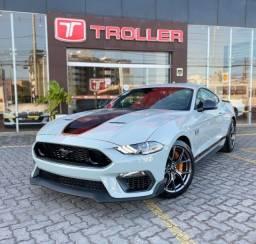 Título do anúncio: Mustang 5.0 V8 Mach 1 2021/2021 - 0km