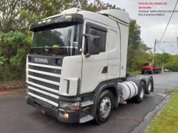 Título do anúncio: Scania R124 420 2006