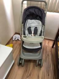 Título do anúncio: Carrinho bebê Galzerano REVERSIVEL Unissex ! Ac cartão