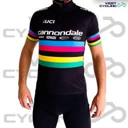 Camisas Ciclismo Bike MTB Manga Curta Masculina - Vários modelos a disposição