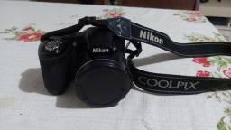 Título do anúncio: Promoção para vender. Câmera Nikon coolpix l830