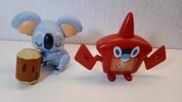 Título do anúncio: Bonecos Pokemon Macdonalds lote com 2
