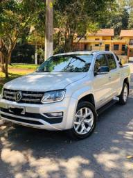Amarok V6 highline2018/18 zerada 33mil km a mais nova do Brasil