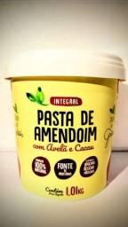 Título do anúncio: Pasta de Amendoim Integral - Avelã + Cacau - 1kg