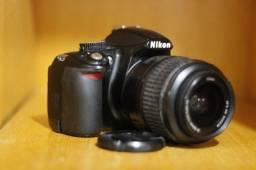 Título do anúncio: Nikon D3100