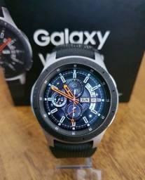 Relógio Smartwatch Samsung Galaxy Watch 46mm Na Cx Completo
