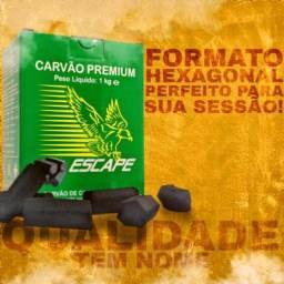 Título do anúncio: Carvão Escape de coco Premium