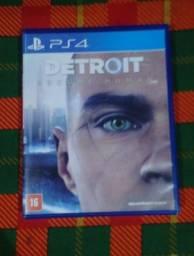 Título do anúncio: Detroit Become Human PS4