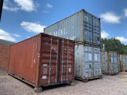 Título do anúncio: Container Cru / 20 pés ST