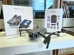 Drone DJI Mavic 2 Zoom Smart Controller Fly More Combo na Caixa Anatel Curitiba Seminovo