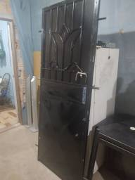 Título do anúncio: Porta de ferro