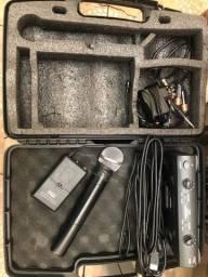 Título do anúncio: Microfone sem fio JWL