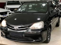 Título do anúncio: Toyota ETIOS HB X