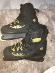 Vendo patins usado 3 vezes