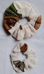 Título do anúncio: Kits de scrunchie frufru xuxinhas para cabelo $12