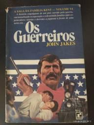 """Livro """"Os Guerreiros"""""""