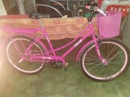 Bicicleta nova estilo Ceci - aro 26 - com documento