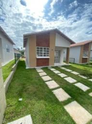 Casa 2 Dormitórios em Cond. Fechado no Km3 estrada Iranduba