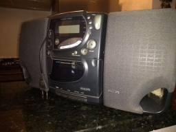 Rádio AM/FM CD  Philips