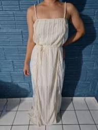 Título do anúncio: Vestido longo da Dress To